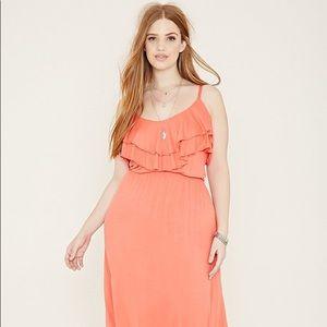 Forever 21 plus summer dress.